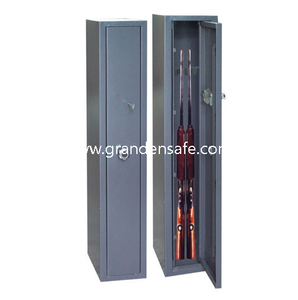 Gun Safe / Gun Cabinet (HE-2) With Key Lock & Handle