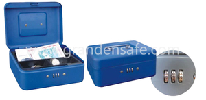 Cash Box (MC200-90) With Combination Lock