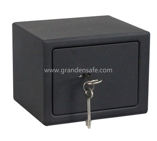 Key Lock Safe Box (G-15KY)
